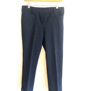 Sz 4 New York & Company Navy dress pants
